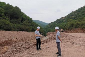 旬邑至凤翔高速公路工程水土保持监测